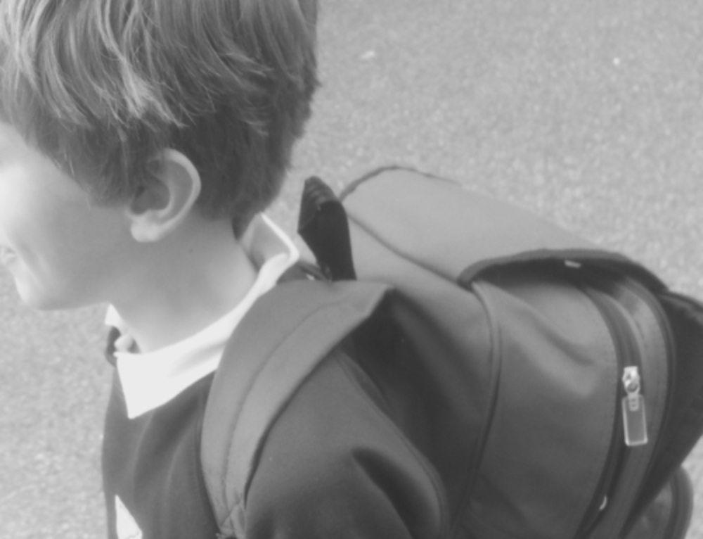 Why my son won't be accepting his 100% attendance award