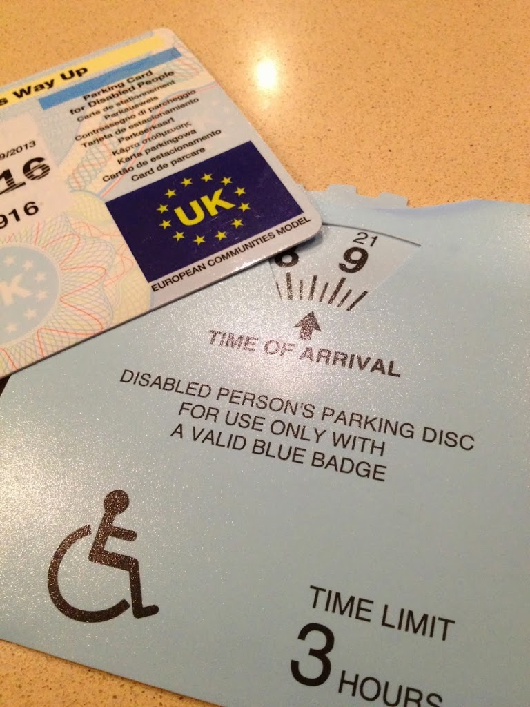 Top 10 advantages Blue badge