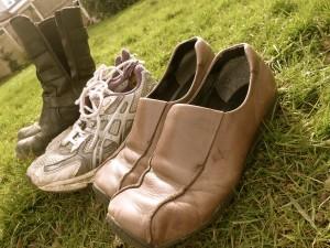 shoe choice